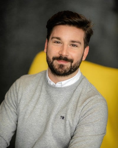 Jean-Pierre Damiano - Senior Project Manager bei RP Digital Solutions